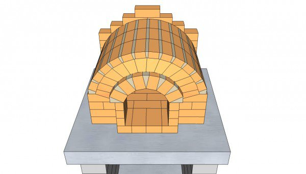 Outdoor Pizza Oven Plans » semen-tahanapi.com